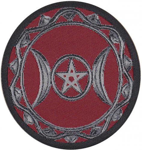 Patch GoddessPentagramm