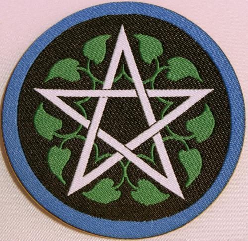 Patch PentagrammBlaetter