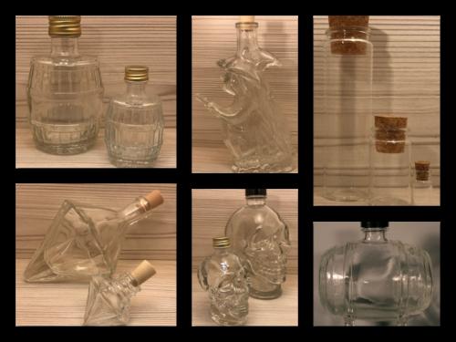 GuF Flaschen