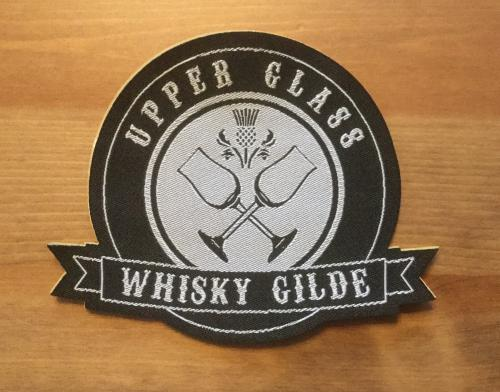 McO Patch-WhiskyGilde-UpperGlass